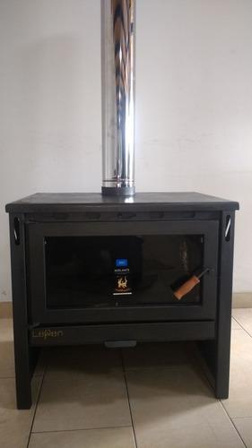 lepen calefactor a leña 27000 bajo