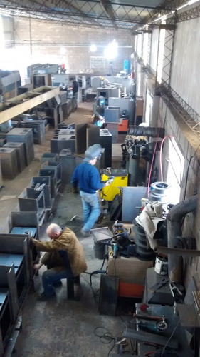 lepen calefactor a leña 27000 calorias con horno