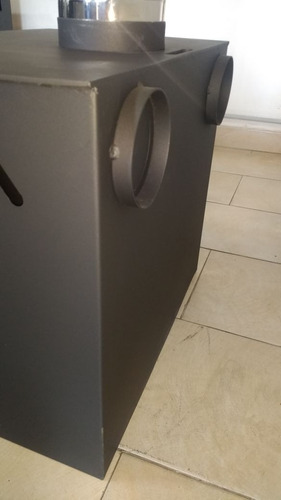 lepen original estufa calefactor a leña 14000 kcal alto premiun