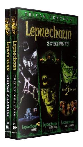 leprechaun el duende maldito coleccion 7 peliculas en dvd