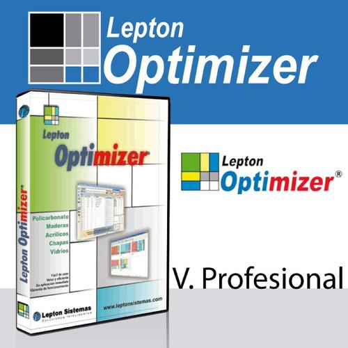 lepton optimizer