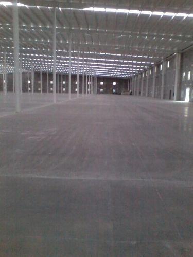 lerma coecillo. bodega moderna 2,350 m2 andén patio oficinas