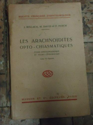 les arachnoïdites opto - chiasmatiques - etude ophtalmologiq