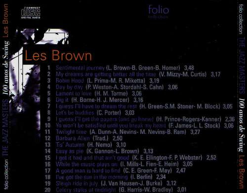 les brown - folio collection - the jazz masters