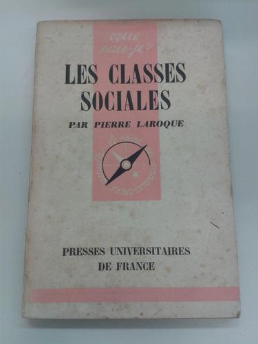 les classes sociales - pierre laroque