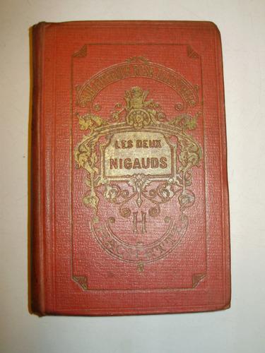 les deux nigauds comtesse de segur hachette fra 1919 frances