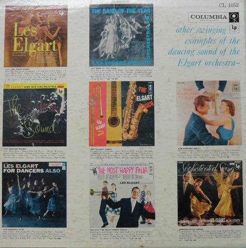les & larry elgart their orchestra - lp columbia importado