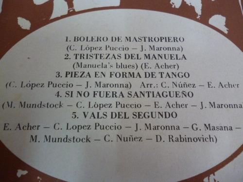 les luthiers cantata laxaton vinilo argentino