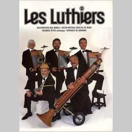 les luthiers pack aniversario volumen 1 dvd x 4 nuevo