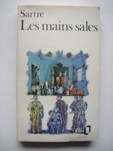 les mains sales / jean-paul sartre / teatro en francés