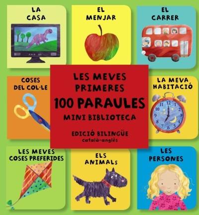 les meves primeres 100 paraules(libro infantil)