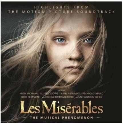les misérables the musical phenomenon cd lacrado original