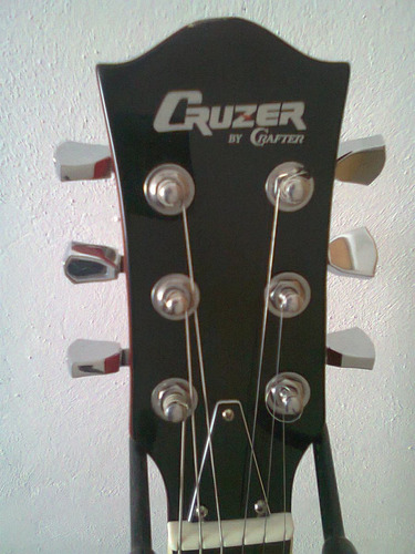 les paul cruzer by crafter