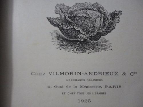 les plantes potageres paris b256