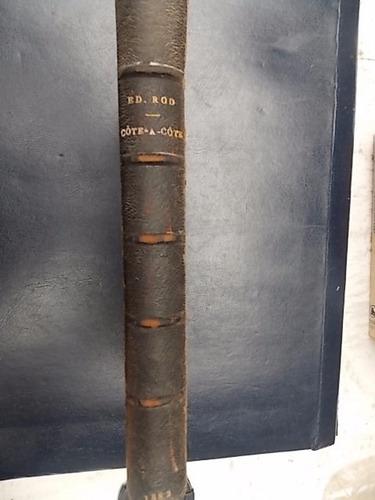 les protestants côte-a-côte - edouard rod (en francés) 1882