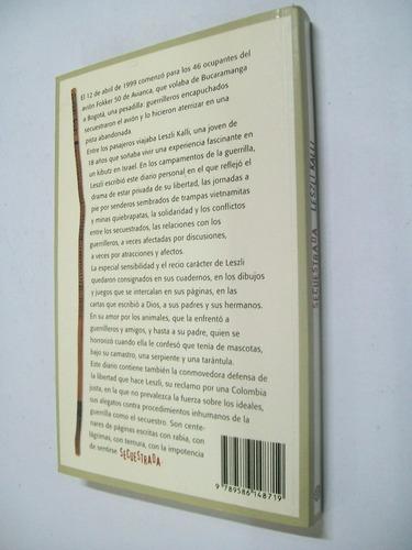 leszli kalli  secuestrada / guerrilla de colombia