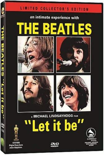 let it be / the beatles / musical