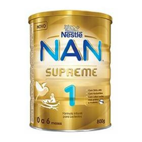 Lete Nan Supreme 800g 1 Lata Promoção