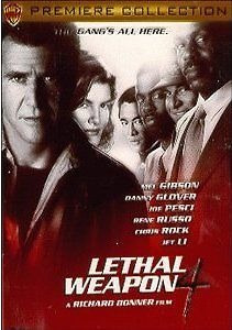 lethal weapon 4 dvd