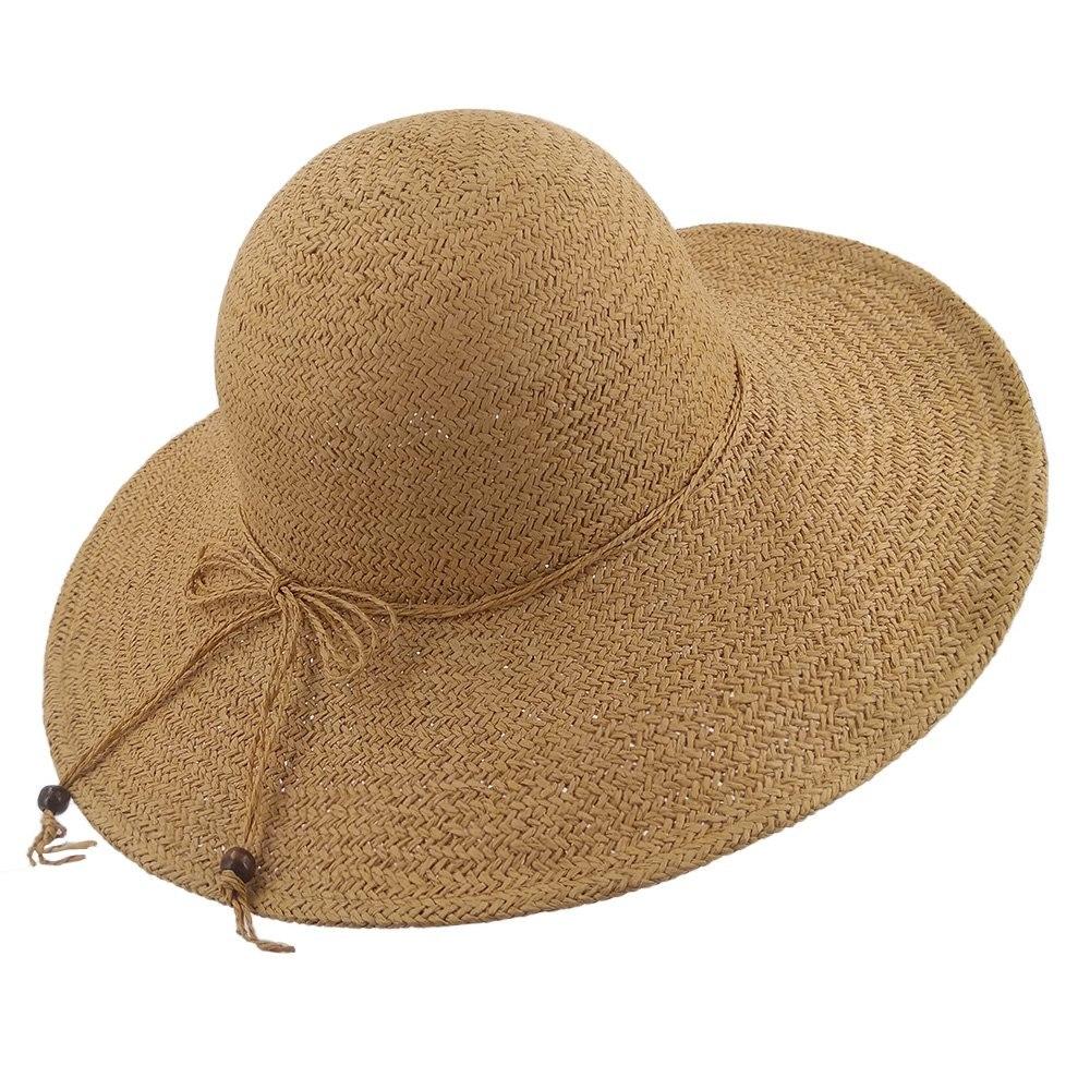 lethmik la playa del verano sombrero de paja para mujer d... Cargando zoom. 9879deb4f6d9