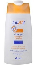leti at4 shampoo 250 ml