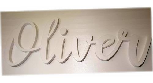 letra 10 cm corporeas polyfan nombres en cursiva