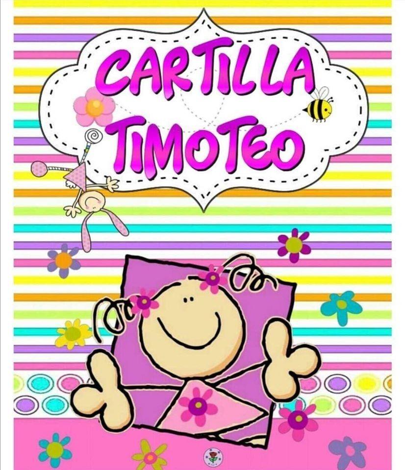 Letra Cartilla Timoteo Y Lettering Virtual Pdf - $ 2.700 en Mercado Libre