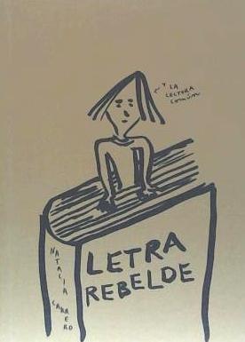 letra rebelde(libro )