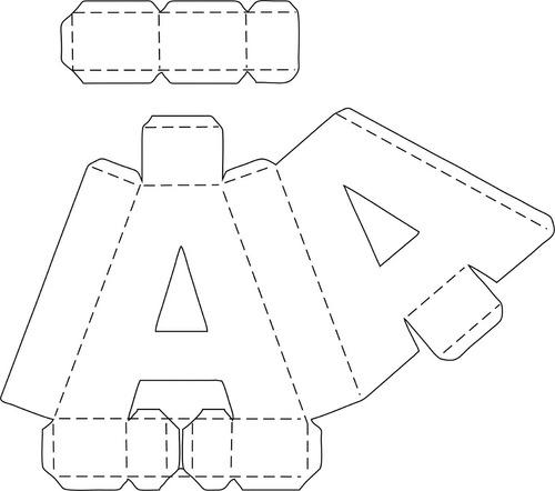 letras 3d corel, png, pdf e vários outros formatos