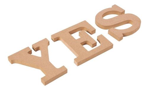 letras 3d madera corporeas decorativas gigantes acrilico mdf