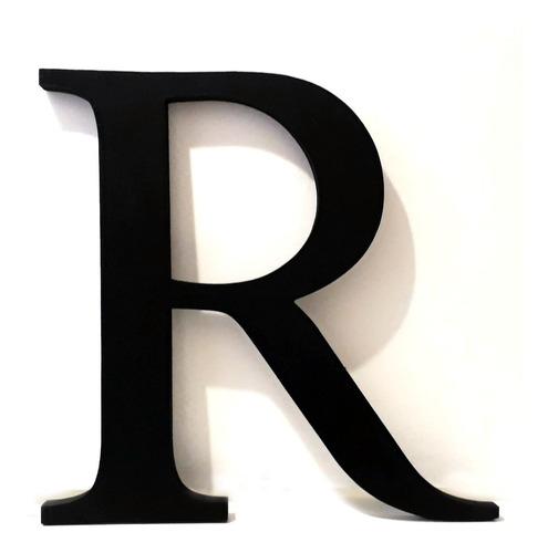 letras corporea 20 cm pintadas polyfan