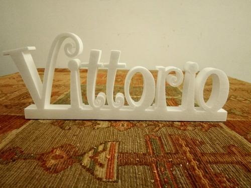 letras corporeas 20 cm polyfan belgrano en 4 dias carteles