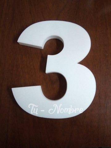 letras corporeas 40 cm polyfan carteles candy bar casamiento