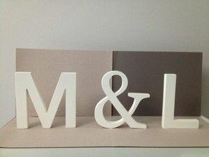 letras corpóreas - banners - vinilos - ploteos - decoración