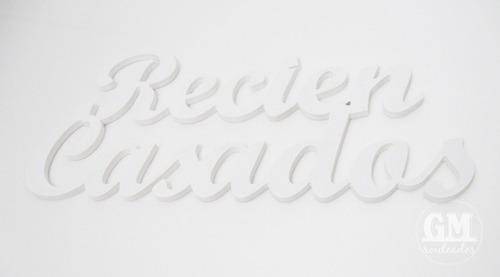 letras corporeas, fibrofacil, mdf, madera, el mejor precio!!