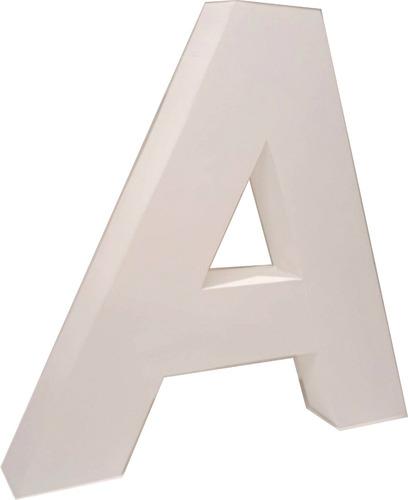 letras corporeas polyfan tunombre espesor de 50 mm / 5 cm
