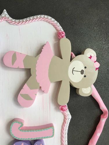 letras de madera boda despedida baby shower cuarto de bebe