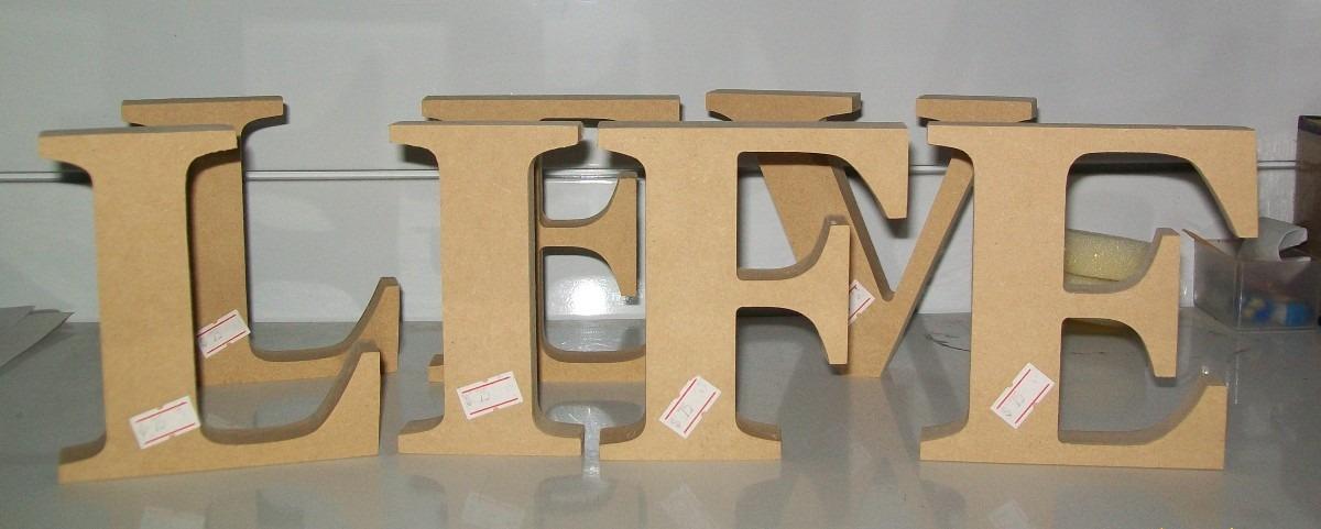 letras decorativas cargando zoom - Letras Decorativas