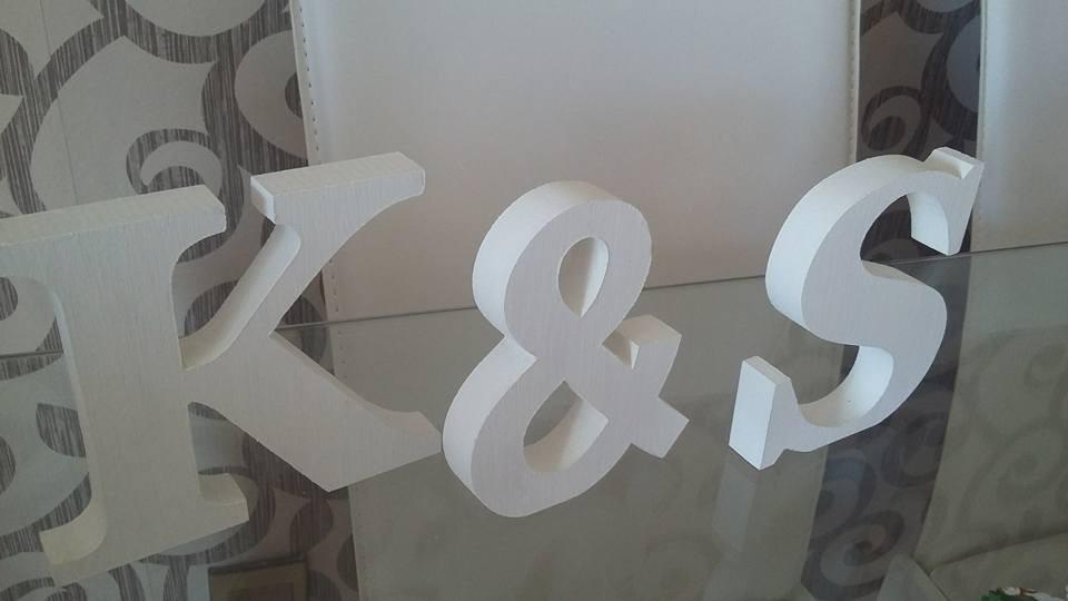 letras decorativas en madera cargando zoom - Letras Decorativas