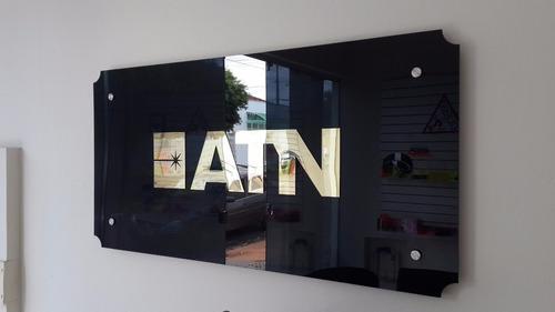 letras em acrílico, letras caixa, logotipo, logomarca