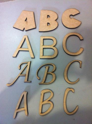 letras em acrilico ou mdf