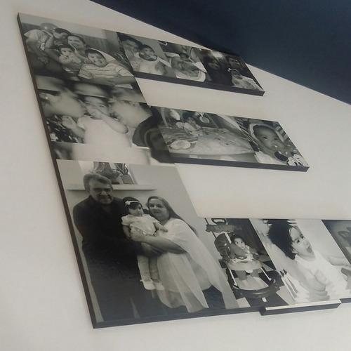 letras en mdf fibrofacil 20cm con fotos personalizadas