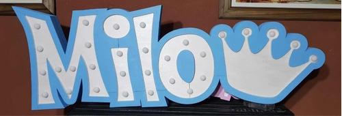 letras en polifan, carteleria corpórea,