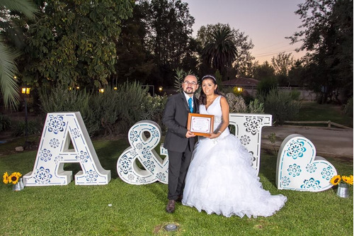 letras gigantes 3d, matrimonios, eventos, graduaciones