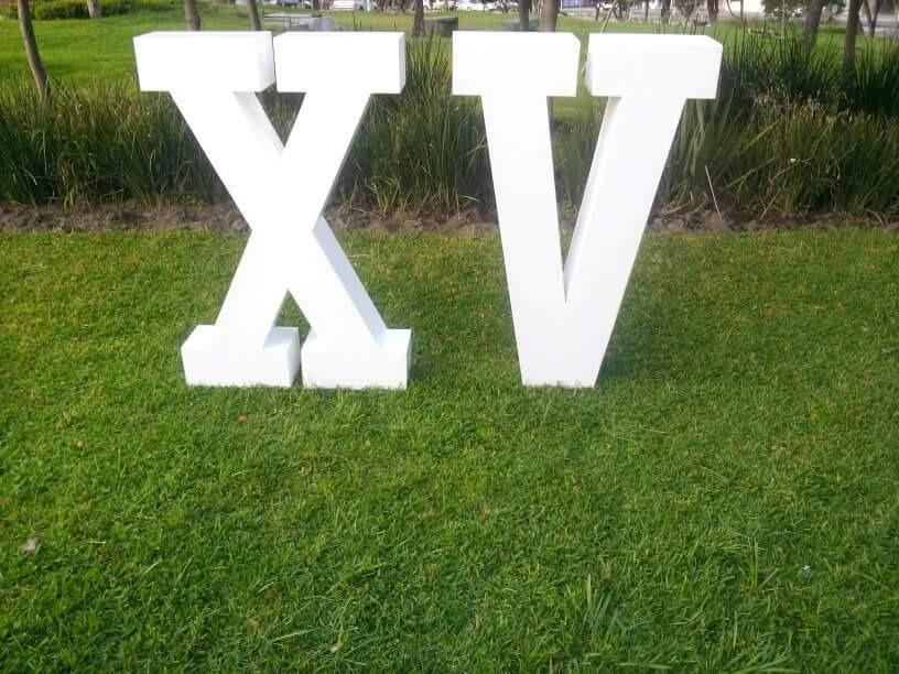 letras gigantes love eventos bodas xv a os