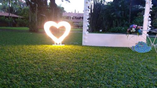 letras iluminadas - letras gigantes iluminadas -salas lounge