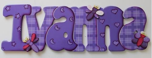 letras, letreros, figuras en espuma flex y mas...