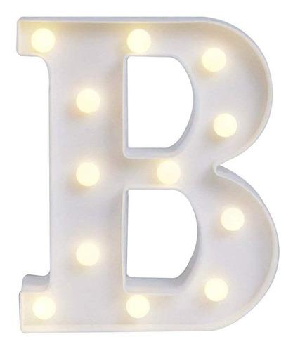 letras luminosas led decoración adorno centro mesa boda