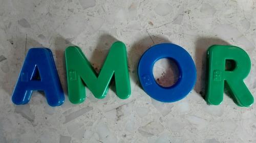 letras mayusculas didacticas.