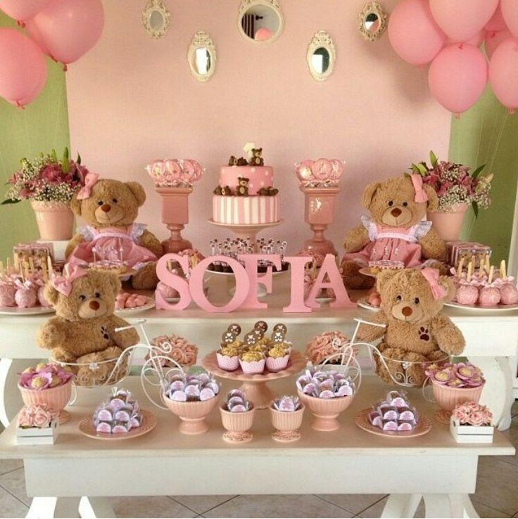 letras mdf decoradas para cumplea o bautizo candybar baby
